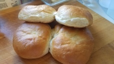 Hamburger rolls